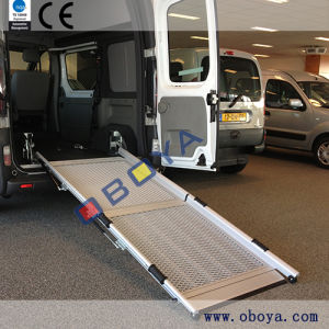 Autoparts, Vehicle Ramp for Wheelchair pictures & photos