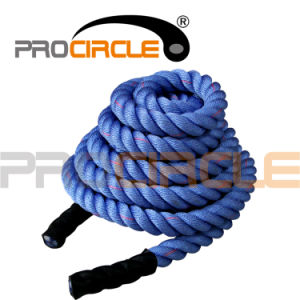 Crossfit Training Rope Dacron Power Rope (PC-PR1017-1020) pictures & photos