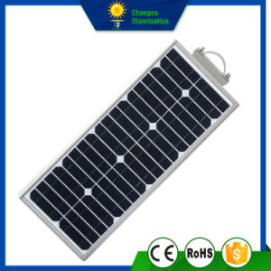 15W All in One LED Panel Street Solar Light Lamp pictures & photos