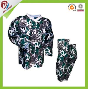 Good Quality Custom Design Canada Team Set Ice Hockey Jersey, Sublimated Ice Hockey Shirts pictures & photos