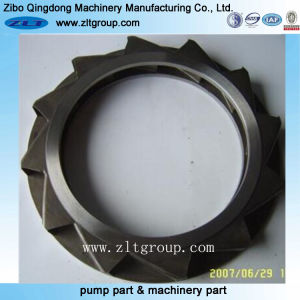 China Investment Casting Stainless Steel Casting Manufacture pictures & photos