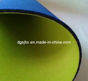 Neoprene Sheet with Lamilation Different Fabric in Rolls pictures & photos