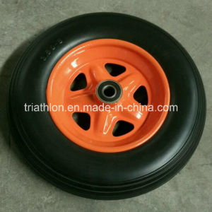 15X3.50-8 3.25-8 3.00-8 4.00-8 PU Foam Tires with Rib Tread pictures & photos