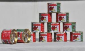 70g*50 28%-30% Tomato Paste 100% pictures & photos