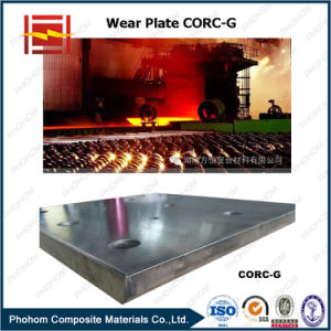 Corc-G Wear Plate with Hardness 58 - 62 HRC pictures & photos