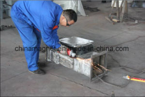 Rcya Series Pipeline Type Permanent Magnetic Separator for Belt Conveyor pictures & photos