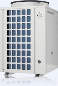 12kw-Swimming Pool Air Source Heat Pump for Hot Water pictures & photos