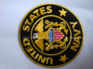 Custom Woven Label, Woven Patches for Garment (PP-WL-12c) pictures & photos