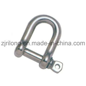 JIS Type Dee Shackle Dr-Z0054 pictures & photos