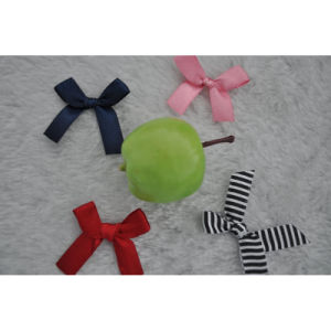Satin Ribbon Bow for Underwear Accessories & Gift Packing pictures & photos