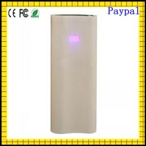 Custom Logo Hot Selling Portable Power Bank 10400mAh (GC-PB307) pictures & photos