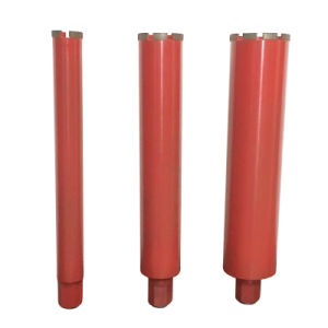Sharp Diamond Core Drill Bits for Wet Drilling Reinforced Concrete pictures & photos
