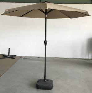 Outdoor Patio Garden Steel/Aluminium Umbrella Parasol pictures & photos