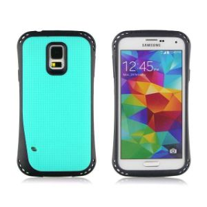 Pattern Printing Varnishing Armor Phone Cover for Samsung S5