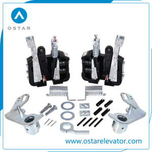 Passenger Lift Safety Components, Progressive Safety Gear, Elevator Parts (OS48-240A) pictures & photos