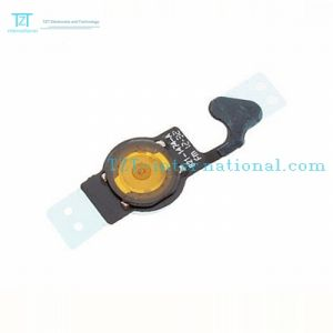Mobile Phone Home Button Ribbon Flex Cable for iPhone 5c pictures & photos