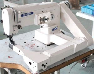 Feed off The Arm Walking Foot Zigzag Sewing Machine pictures & photos