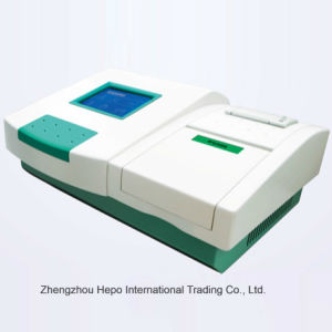 Medical Products Eight-Channel Microplate Reader pictures & photos