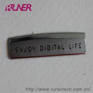 Digital Products Electroform Nickel Label Electroforming pictures & photos