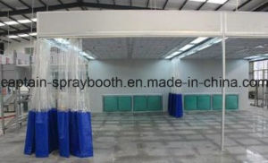 Spray Booth Utility Car Prep Station/Preparation Room pictures & photos