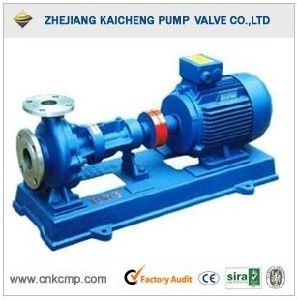 Cast Iron Thermal Oil Pump