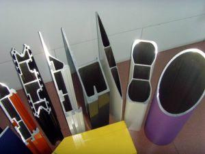 Powdercoated Aluminium Profiles for Aluminium Windows and Doors pictures & photos