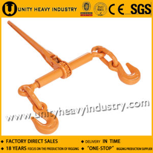Ratchet Type Load Binder Come From Tsingtao Factory