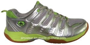 Men Table Tennis Footwear Sports Court Badminton Shoes (815-7116) pictures & photos