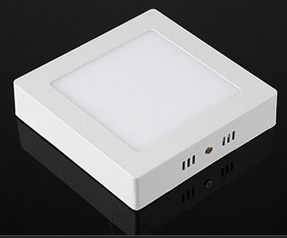 18W LED Ceiling Down Light, Surface Mounting LED Square Panel Lighting pictures & photos