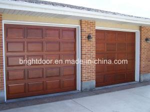 Aluminium Sectional Garage Door Used, Electric Roller Garage Door pictures & photos