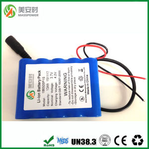 Full Capacity 13000mAh 3.7 Volt Lithium Ion Battery pictures & photos