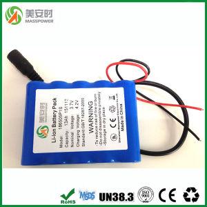 Full Capacity 13000mAh 3.7 Volt Lithium Ion Battery