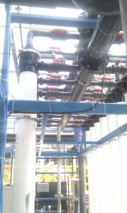 Retrofit UF Membrane Module(RT-P620A) applied in municipal water treatment pictures & photos