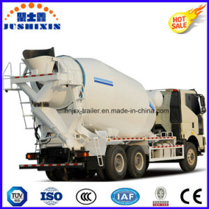 336HP Sinotruk HOWO 8 Cubic Concrete Mixer Truck pictures & photos