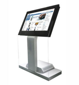 22 Inch to 65 Inch Touch Interactive Screen All in One Kiosk pictures & photos
