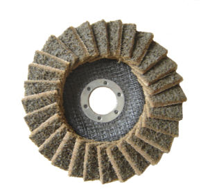 Flap Disc with Surface Conditioning pictures & photos