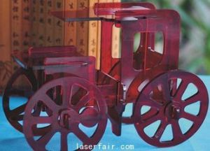 Wooden Engraving Laser Cutting Machine pictures & photos