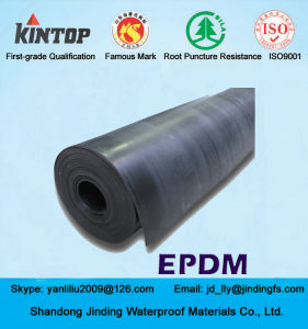 EPDM Waterproof Membrane for Roofing pictures & photos