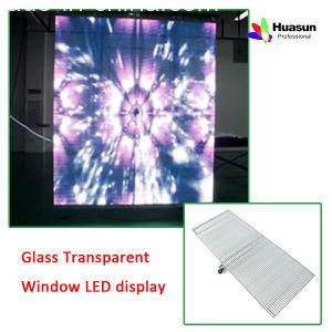 High Brightness P10 Glass LED Display