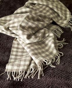 Natural Wool Blanket