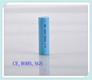 Li-ion 14500-700mAh, Flat Head, Battery Pack, Electronic-Cigarette, Lithium Ion Battery