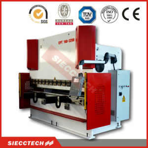 CE Certificated CNC Hydraulic Press Brake (WC67Y 80TONX3200) pictures & photos