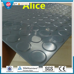 Fire-Resistant Rubber Flooring/Anti-Slip Rubber Flooring/Rubber Floor Tile