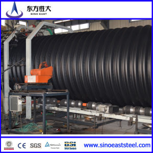 High Density PE Double-Wall Corrugated Pipe for Protecting Enviroment pictures & photos