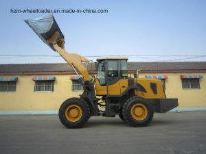 FL300kn Wl300 Hzm 938 3.8ton Heavy Duty Big Bucket Capacity Front Wheel Loader pictures & photos