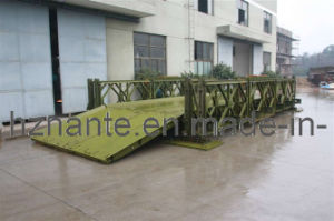 CE Approved 321 Prefabricated Steel Bridges pictures & photos