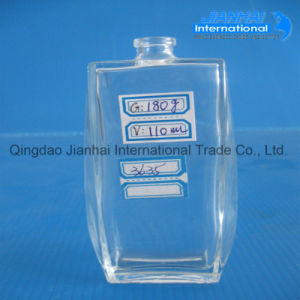 Perfume 110ml Glass Bottles Cosmetic Packaging pictures & photos