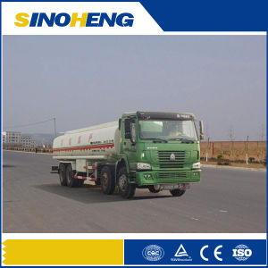 Sinotruk Fuel Tank Truck with Refuel System pictures & photos