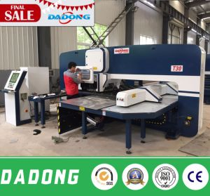 T30 CNC Turret Punch Press Automatic Lathe for Metal Perforator/Amada pictures & photos