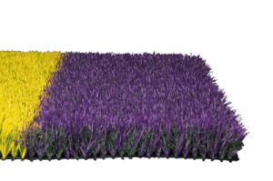 Lavender Color Artificial Grass Wy-17 pictures & photos